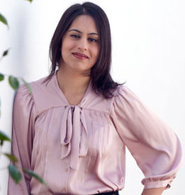 Picture of Sara Khan of Inspire
