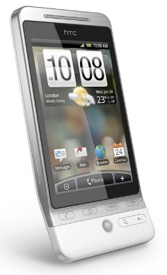 Picture of HTC Hero by L & C Volant