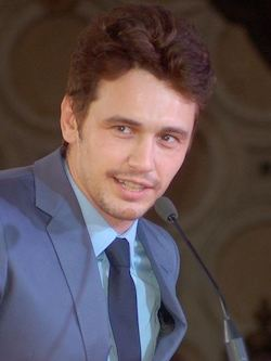 A picture of James Franco