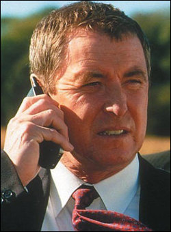 Picture of John Nettles, who played DCI Tom Barnaby in Midsomer Murders