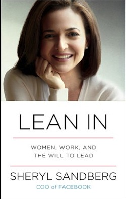 "Cover of ""Lean In"" by Sheryl Sandberg"